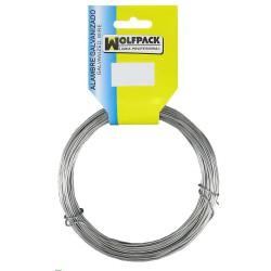 Barra Zirconio 20 mm. x 2,5 Metros Niquel Mate