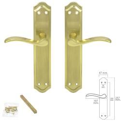 Tapajuntas Adhesivo Para Ceramica Metal Plata 200,0 cm.