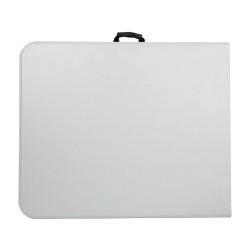 Cojin Azul / Blanco Silla Base Cuadrada.39x2 cm.