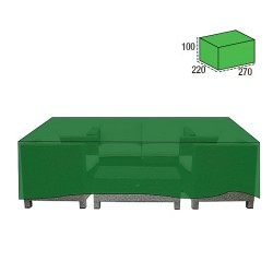 Funda Cubre Mesa / Conjunto 100x220x270 cm.