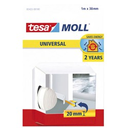 Tesamoll para umbral  Blanco